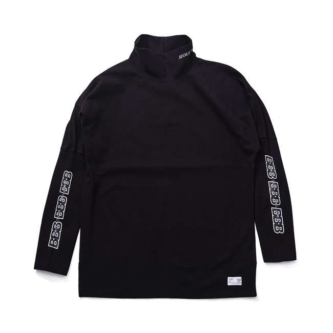 HN BBB SLEEVES BLACK
