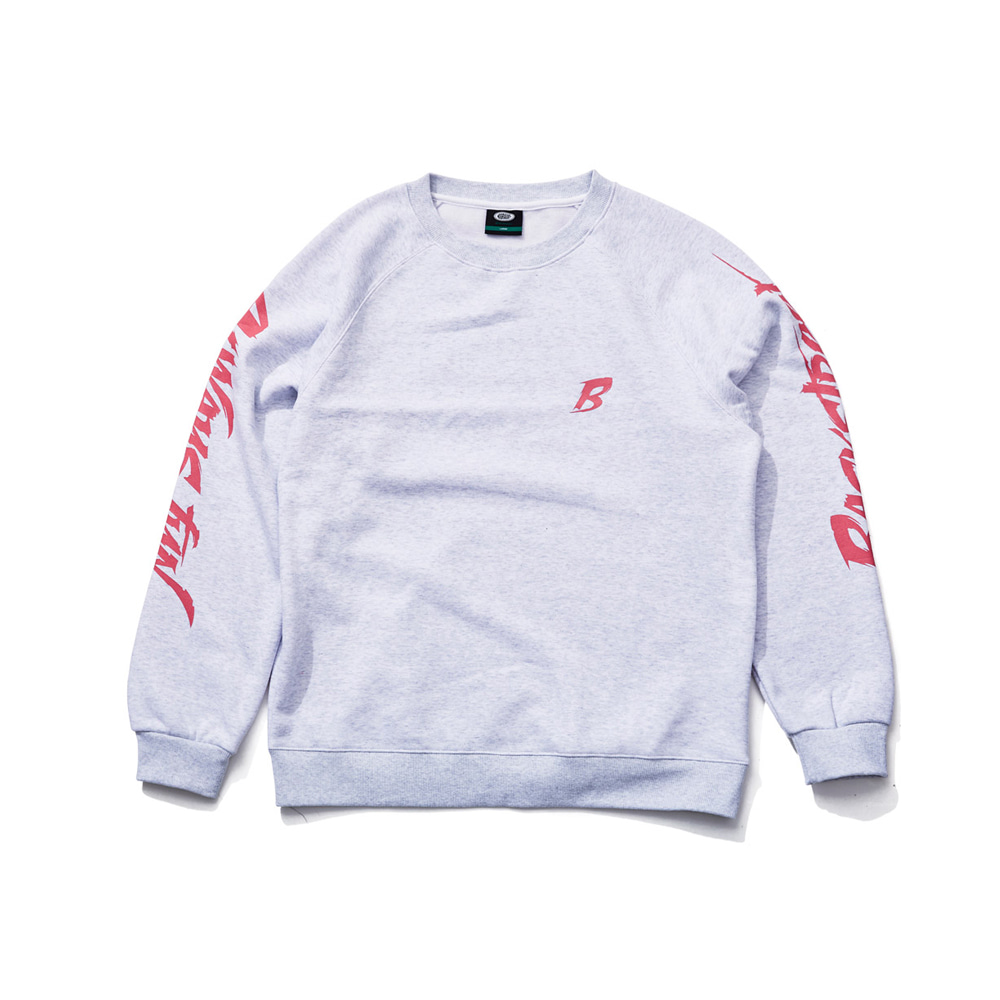 BACKSTREET CREWNECK GRAY