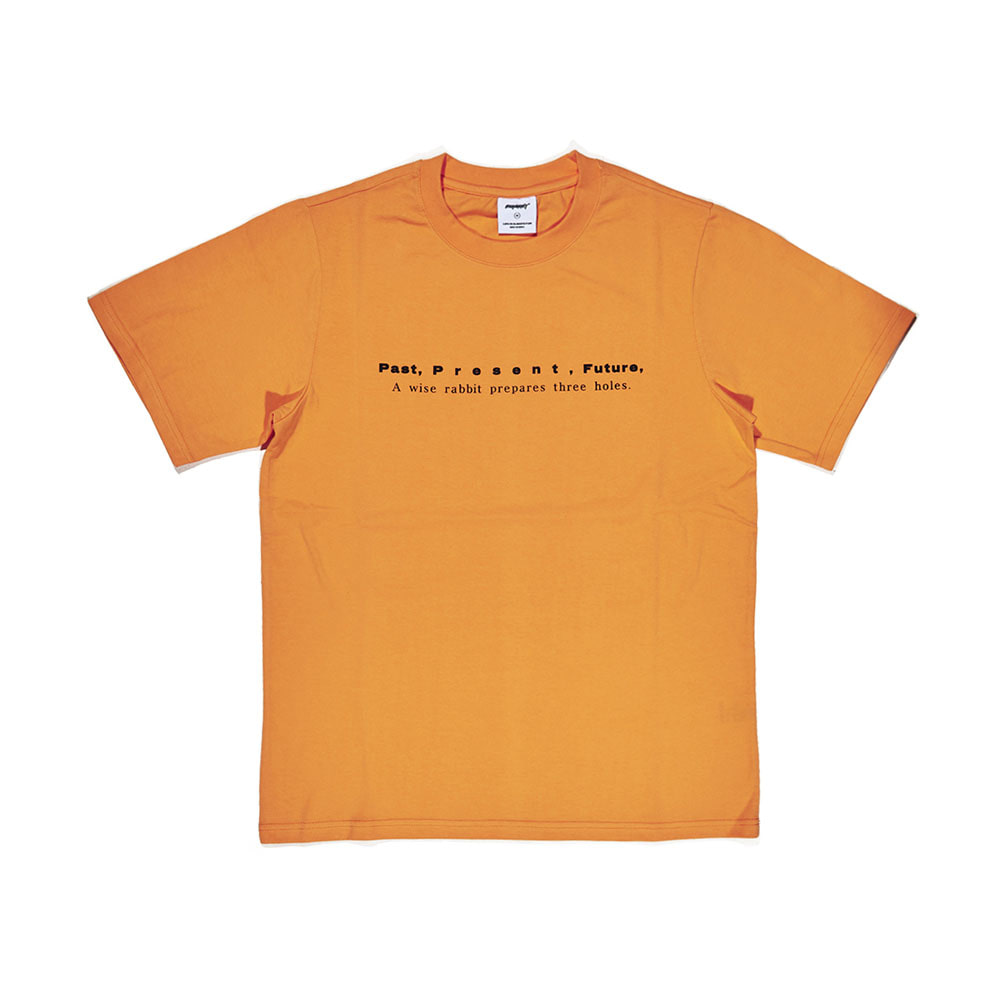 PPF T-SHIRT LIGHT ORANGE