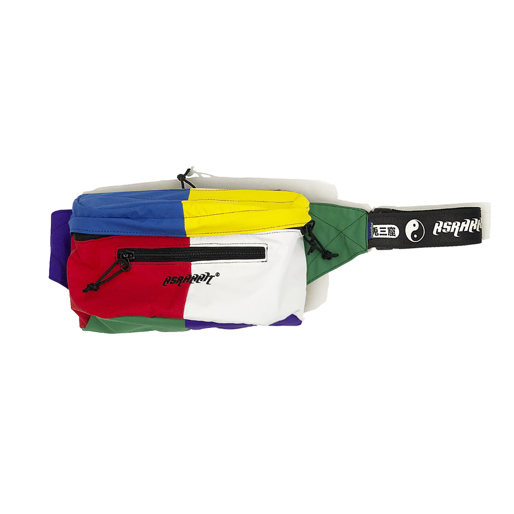 BSRABBIT BSRABBIT IDEAL WAIST BAG MULTI