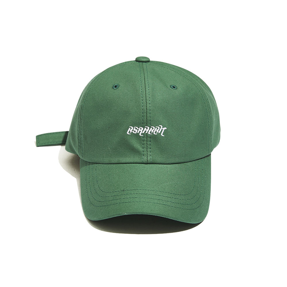 BSRABBIT BSRABBIT WASHING CAP GREEN