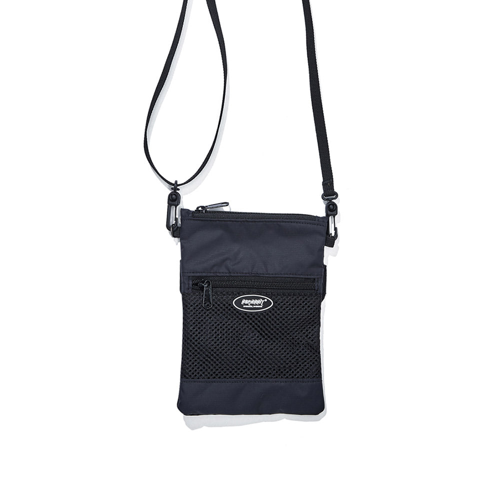 BSRABBIT BSRABBIT MINI CROSS BAG BLACK