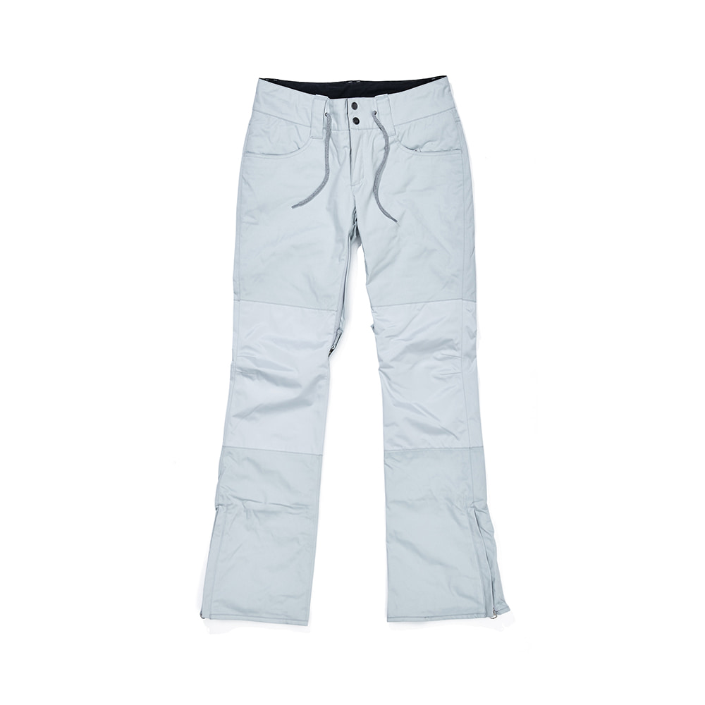 자체브랜드 BSR WOMENS VERY SKINNY PANTS SNOW GRAY