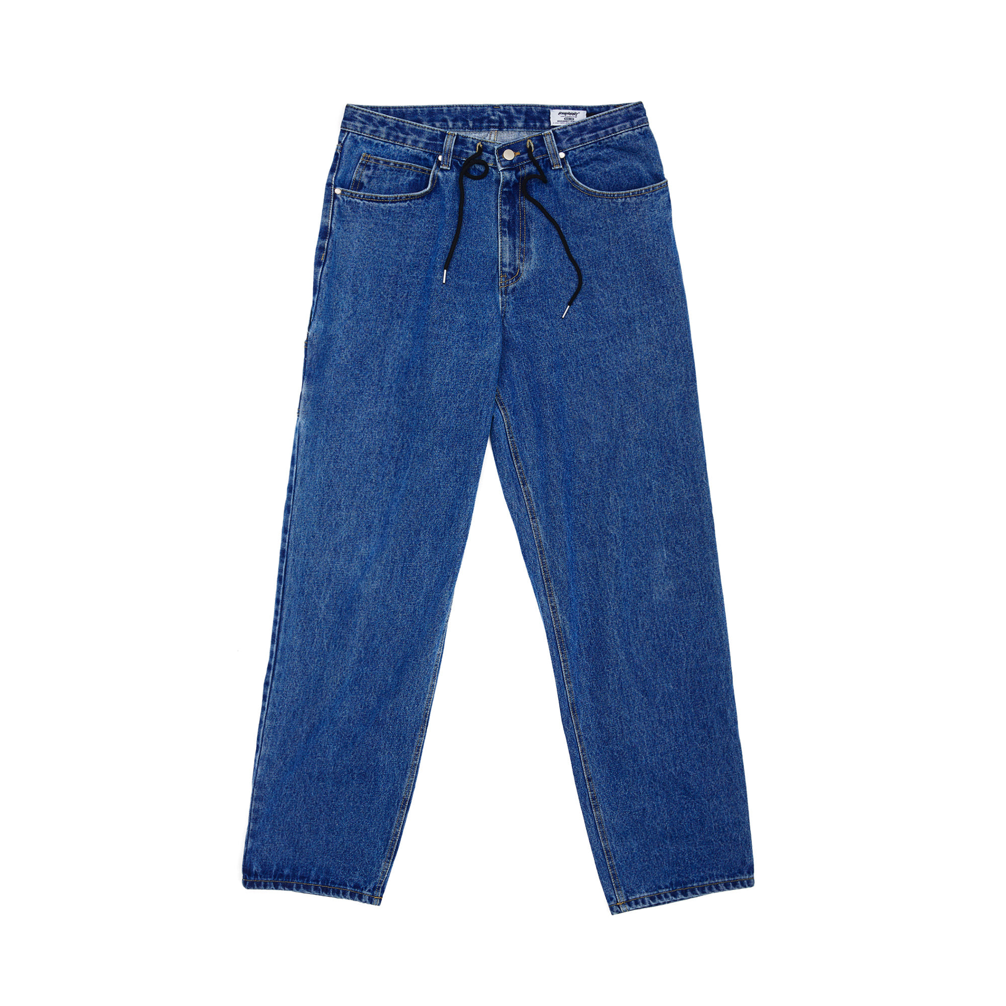 자체브랜드 CARPENTER DENIM PANTS DEEPBLUE