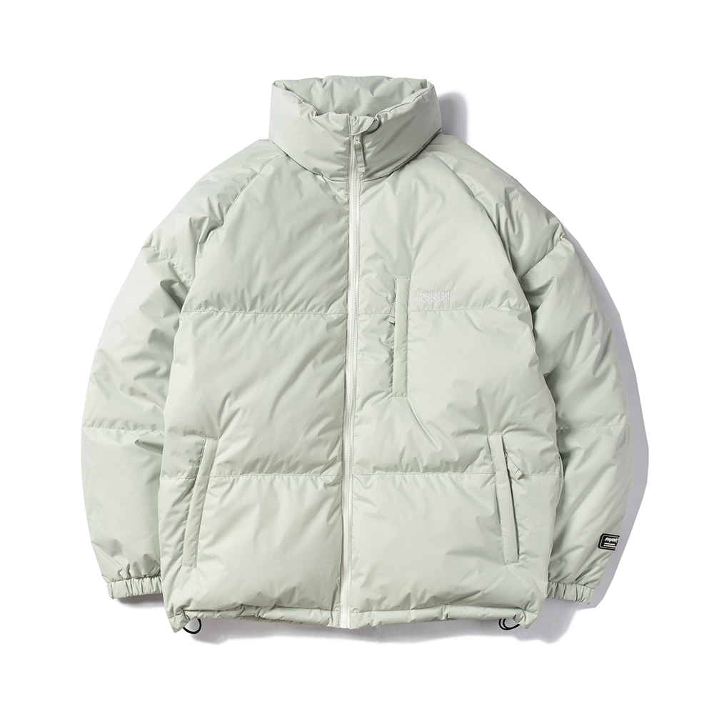 자체브랜드 COZY DUCK DOWN PARKA GRAY