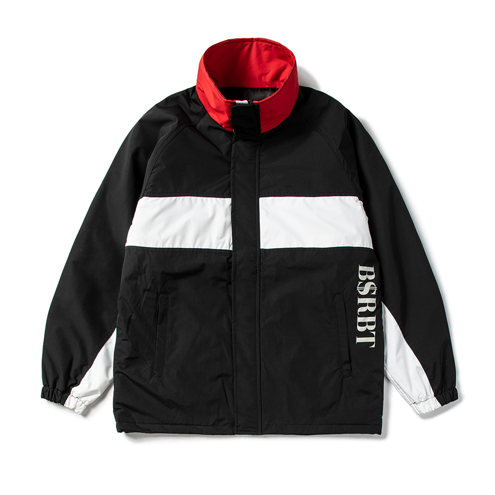 자체브랜드 BSRBT COMPETITIVE JACKET BLACK