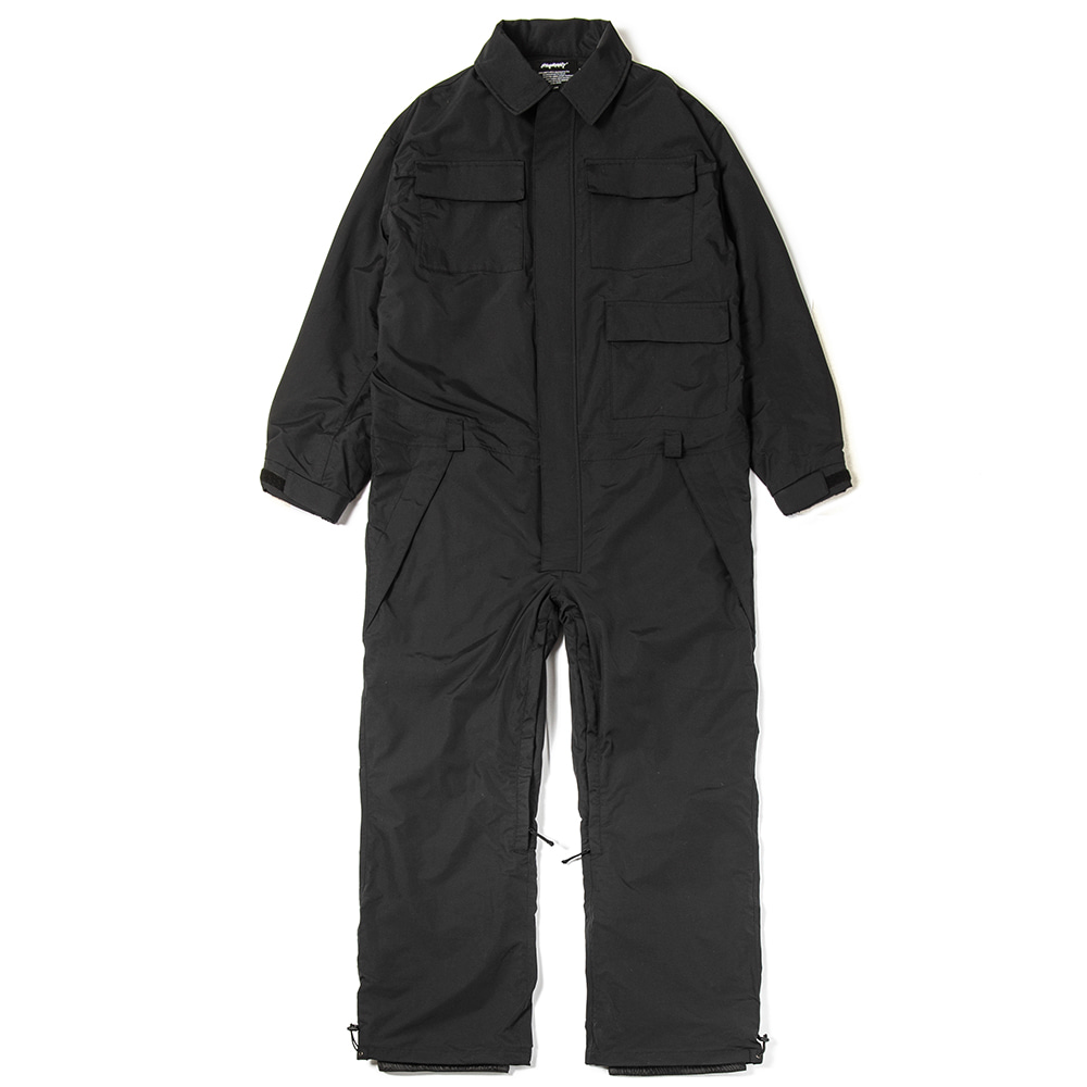 자체브랜드 BSRABBIT JUMP SUIT BLACK