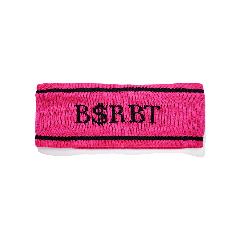 자체브랜드 BSRBT HEADBAND HOT PINK