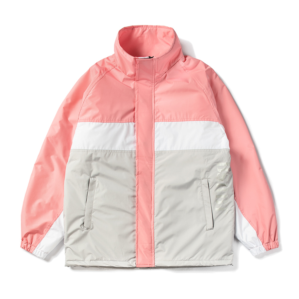 자체브랜드 SP COMPETITIVE JACKET PINK