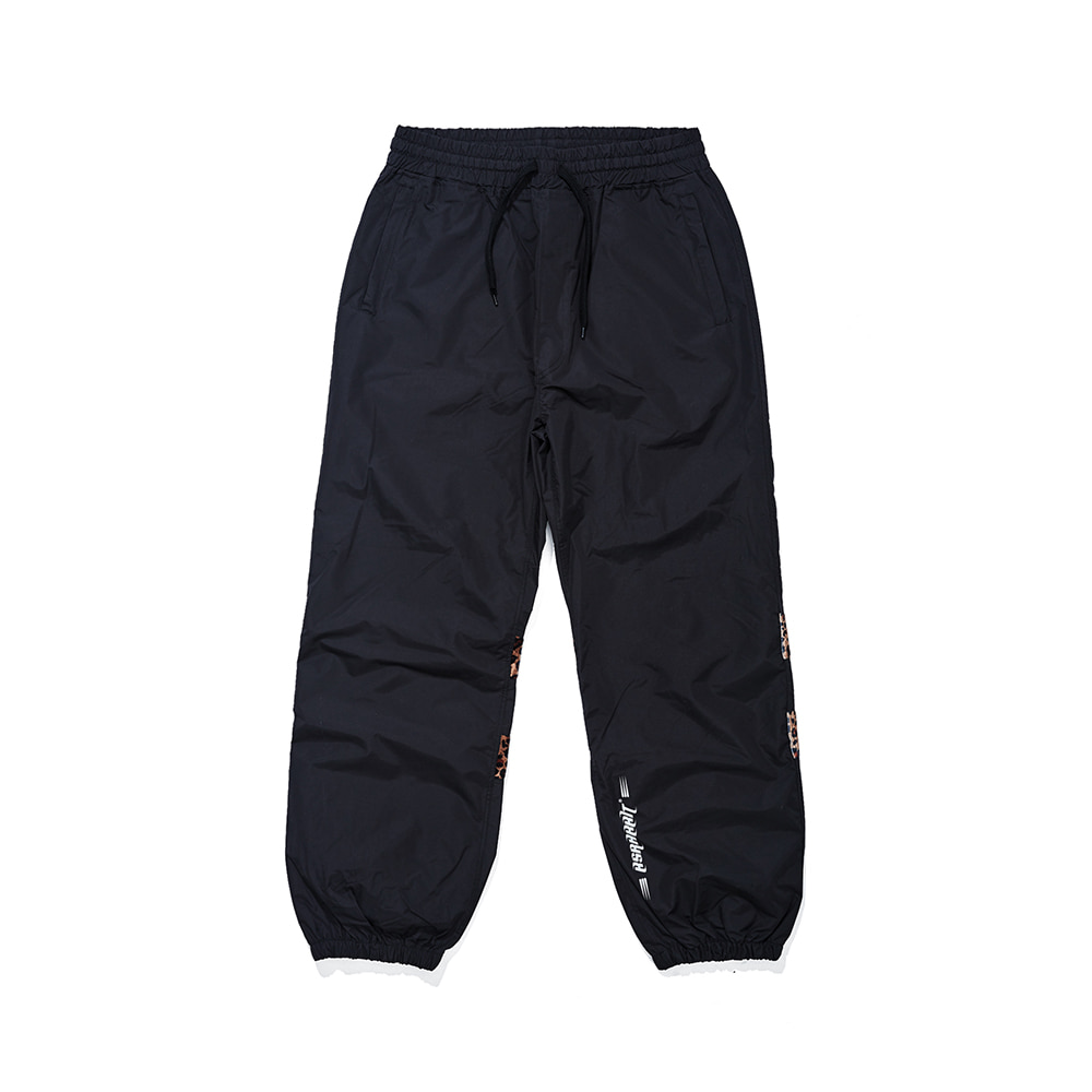 자체브랜드 ACTIVE JOGGER PANTS BLACK