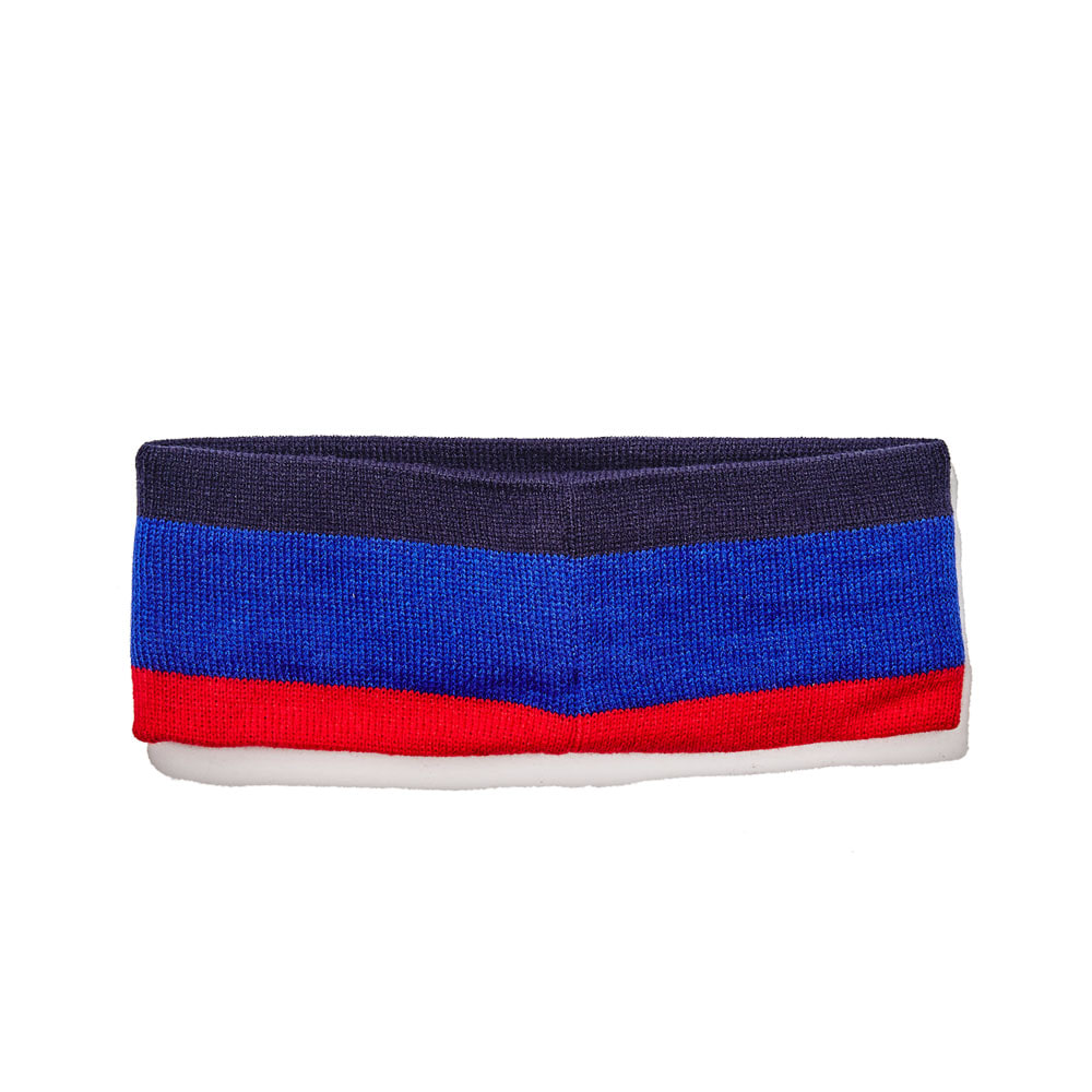 BSRABBIT BS KNIT HEADBAND BLUE