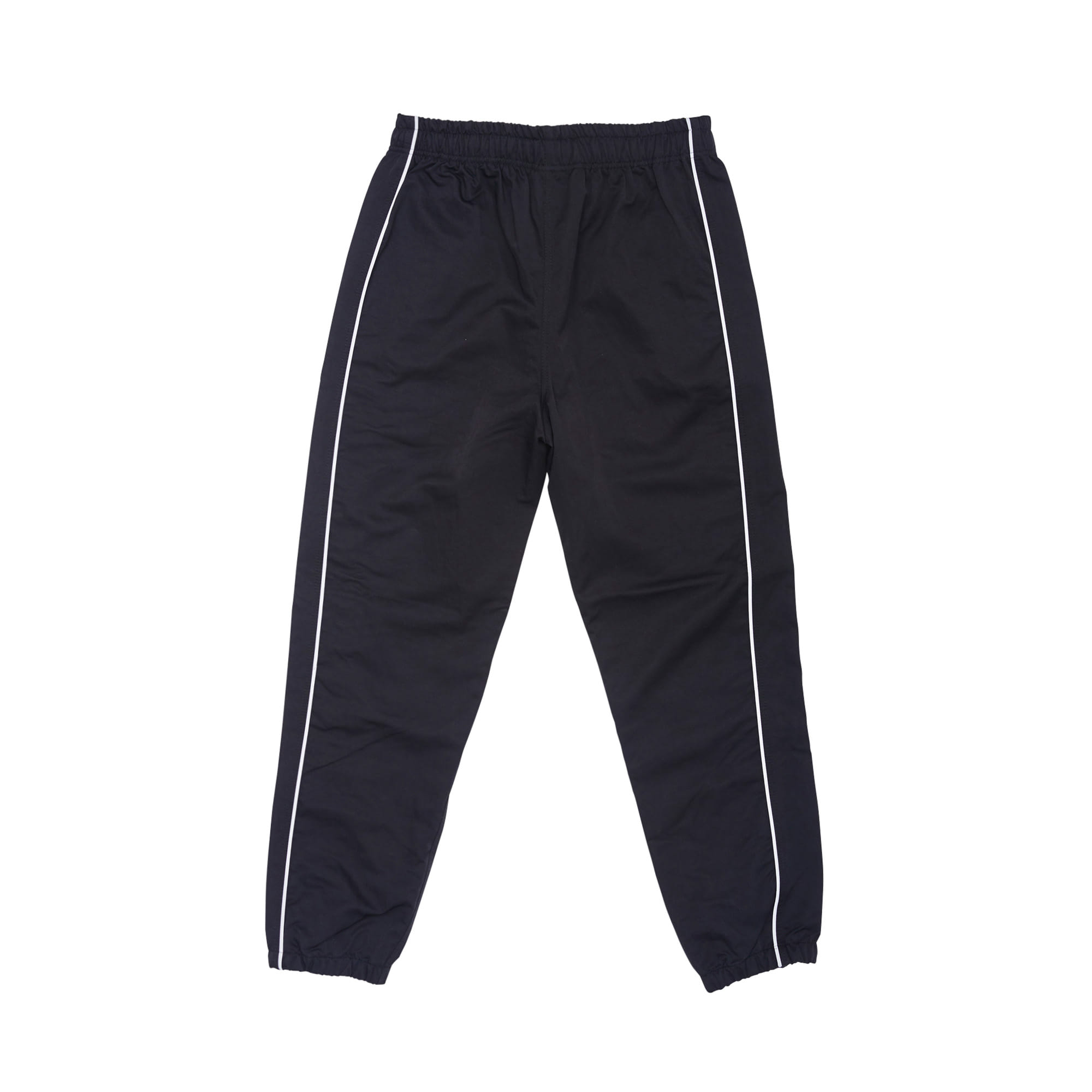 BSRABBIT BSR WASHING TWILL JOGGER PANTS BLACK