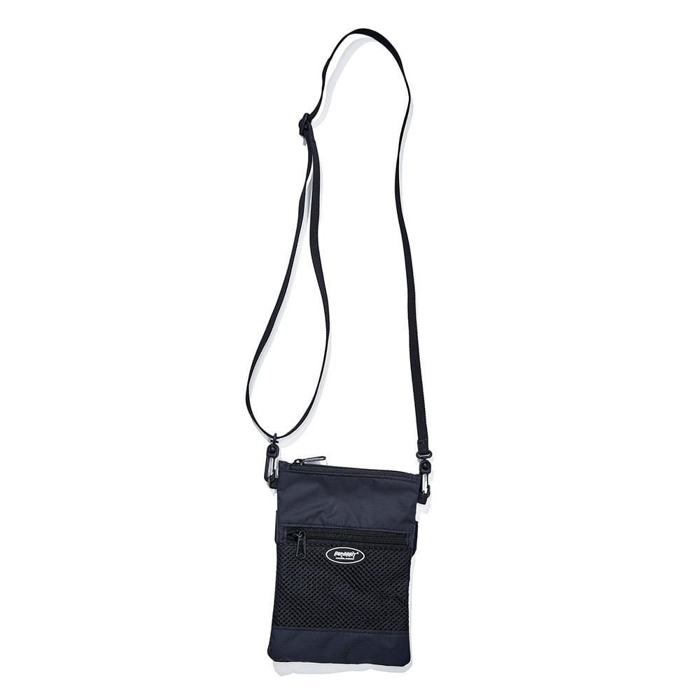 자체브랜드 BSRABBIT MINI CROSS BAG BLACK