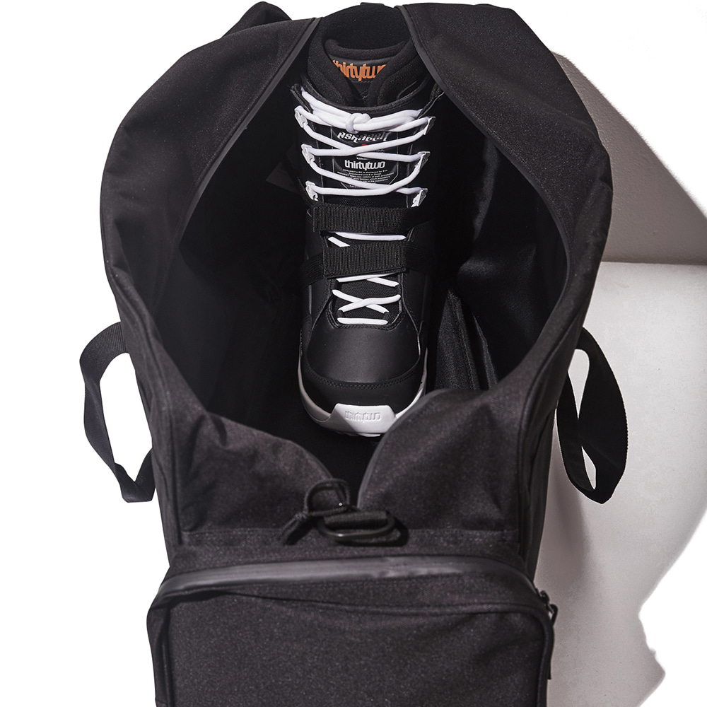 자체브랜드 BSRABBIT BOSTON BIG BAG BLACK