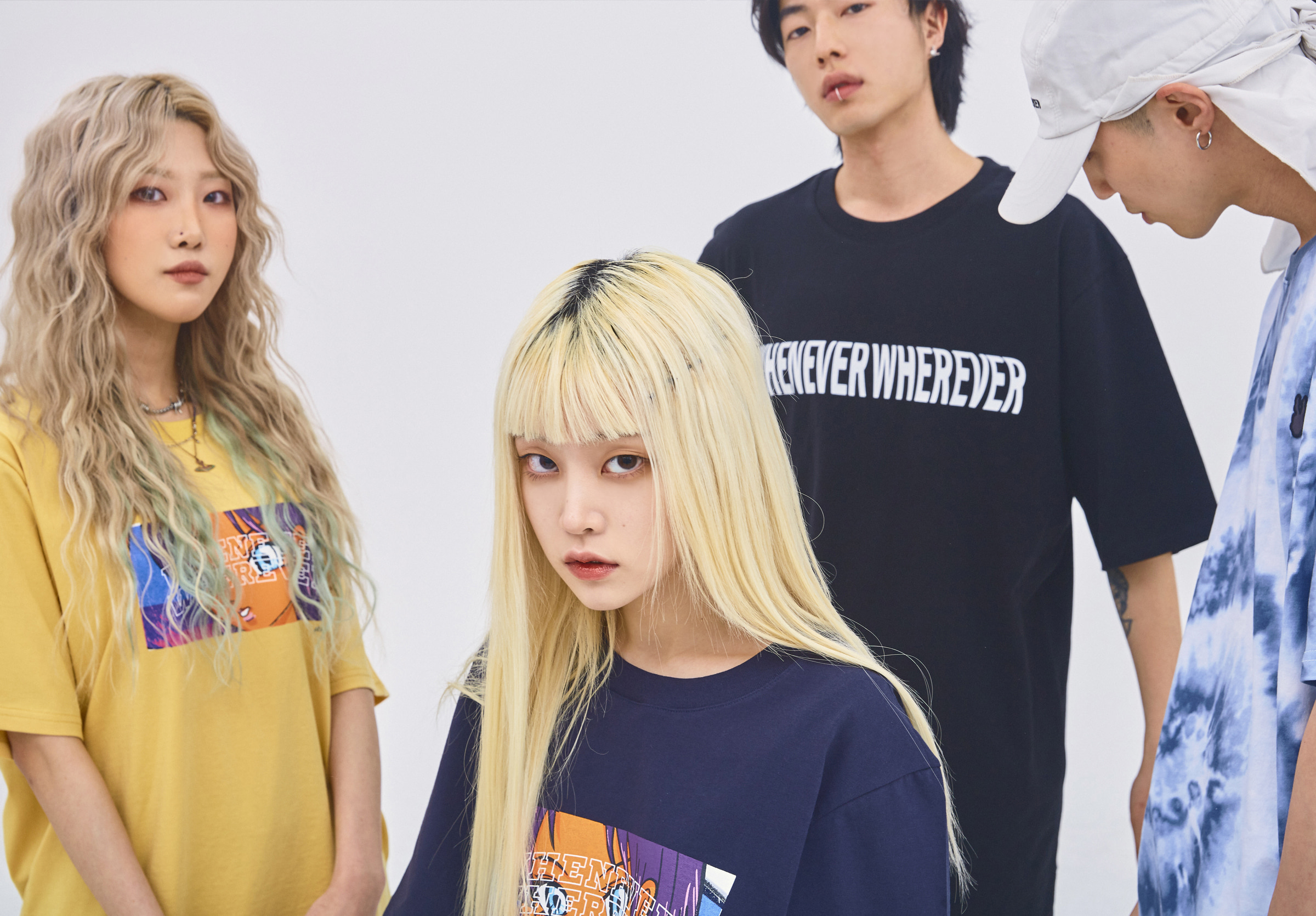 BSRABBIT BSRABBIT 2020 S/S LOOKBOOK