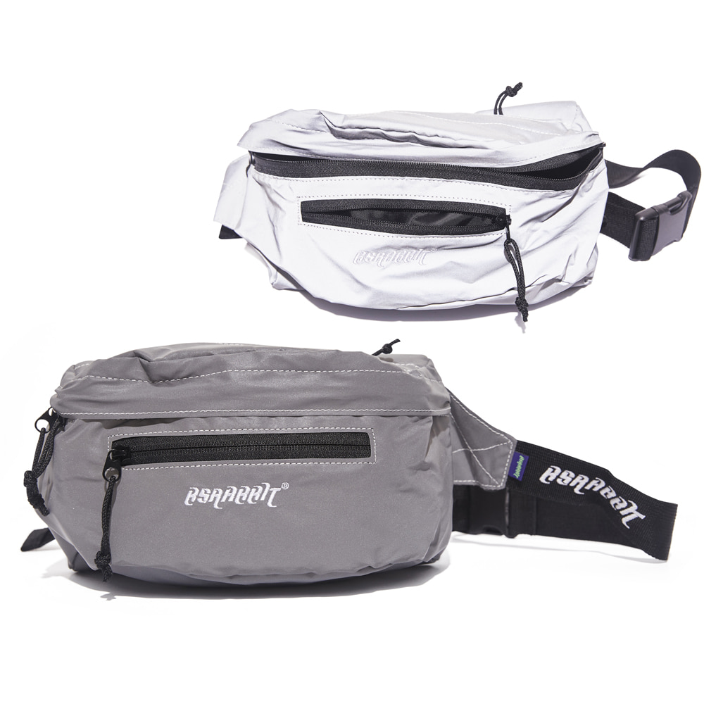 자체브랜드 BSRBT IDEAL WAIST BAG OG REFLECTIVE
